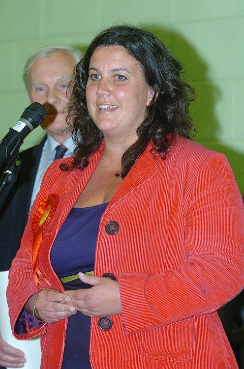 Lewisham East MP Heidi Alexander