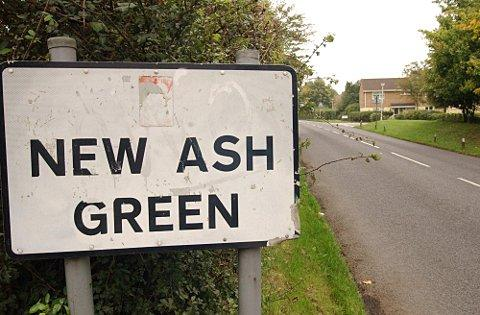 New Ash Green High Street will benefit from the fund