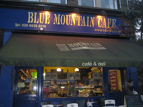 Takeaway Review: Blue Mountain Cafe