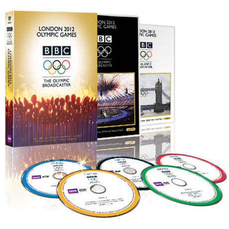 News Shopper: London 2012 Olympics DVD collection from the BBC