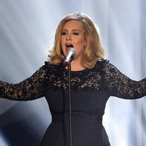 Adele's music helps people nod off, according to a survey