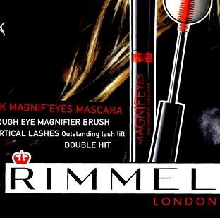 News Shopper: Rimmel responded that its Brit Collection advert 'does not claim that the featured products are made in Britain'