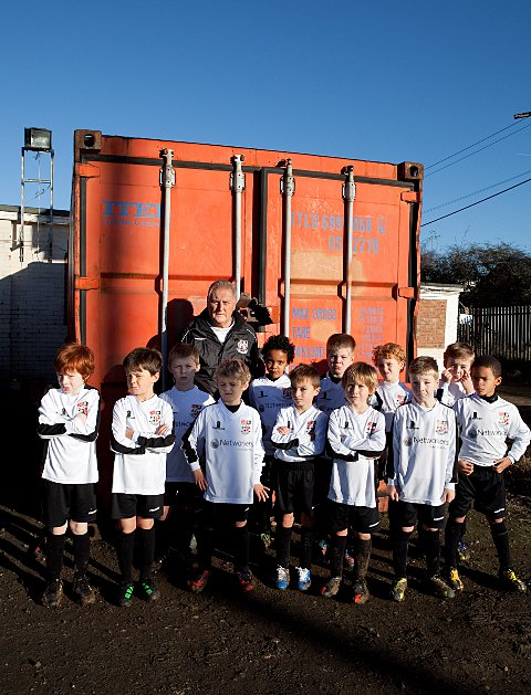 Bromley Juniors FC asking for help after break in at its ground in Keston
