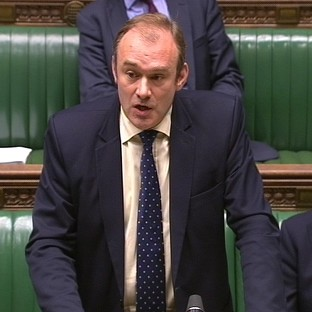 Ed Davey said the Energy Bill will enable the UK to meet its renewables obligations and 'keep the lights on'