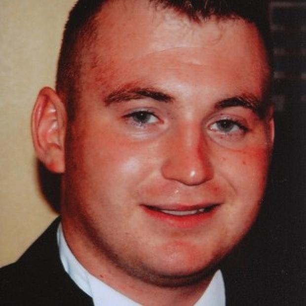 News Shopper: Constable Ronan Kerr was killed in an under-car bomb attack by dissident republicans at his home in Omagh