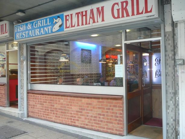 The Eltham Grill in Chequers Parade.