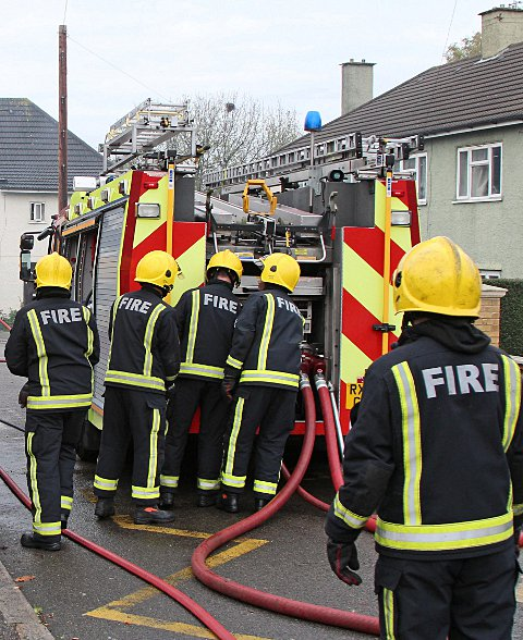 Bromley fire service cuts will leave people in burning buildings for longer says union