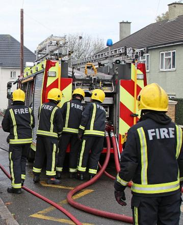 Catford house fire sees three men have 'lucky escape'