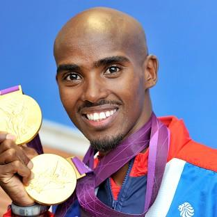Double Olympic champion Mo Farah is among those shortlisted for the BBC Sports Personality of the Year award