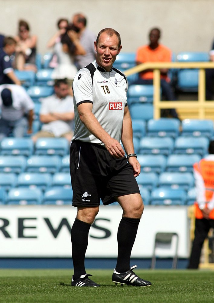News Shopper: Breacker is now the first team coach at The Den. PICTURE BY EDMUND BOYDEN.
