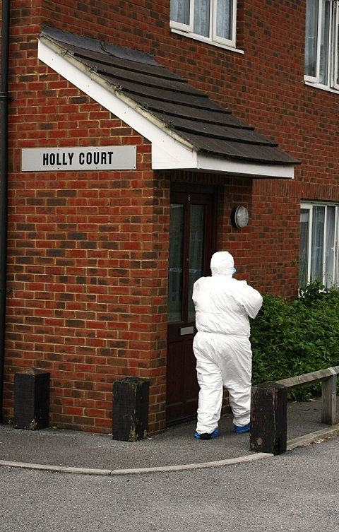 Holly Court in Northfleet