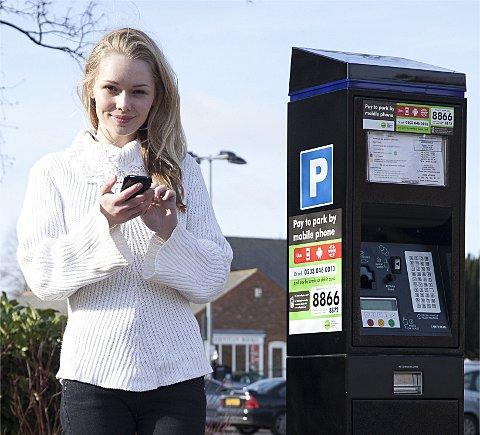 Parkmobile ticketing is coming to Gravesham