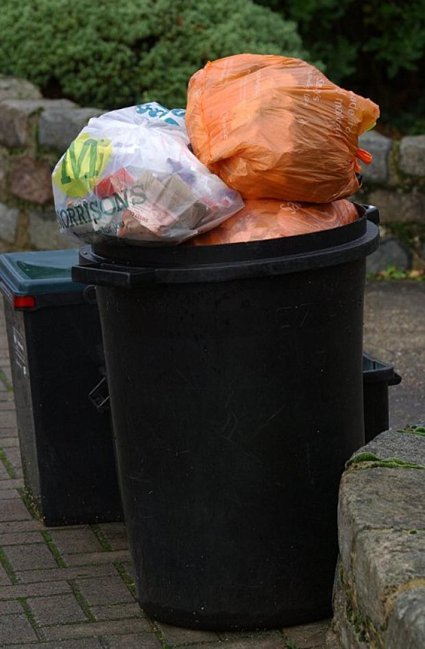 Bromley bins are set to be overflowing this Christmas