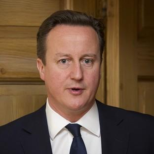 Prime Minister David Cameron said 'the clock is ticking' for the press industry to agree action on an independent regulator