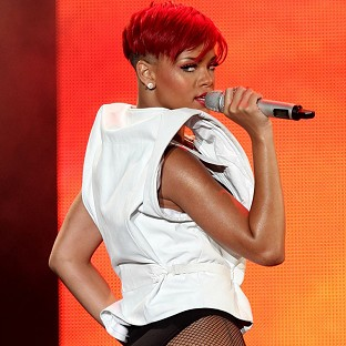 Rihanna is to headline T in the Park