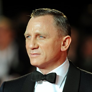 Daniel Craig's latest Bond movie has become the biggest grossing film of all time in the UK