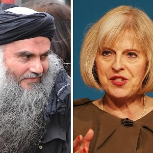Theresa May has been granted permission to appeal against the decision to allow Abu Qatada to stay in the UK, a court official said