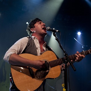 Marcus Mumford and the other members of Mumford and Sons have been nominated for six Grammy Awards
