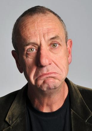 Join comedian Arthur Smith in saying 'bah, humbug' to Christmas in Greenwich