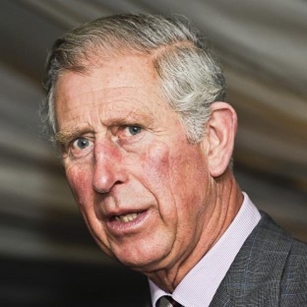 News Shopper: The Prince of Wales said he was 'thrilled' about the prospect of becoming a grandfather