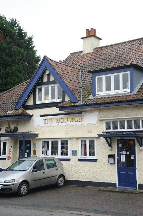 Review: The Woodman, Farnborough