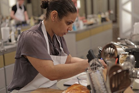 MasterChef co-winner Keri Moss talks food and family and her time growing up in Erith