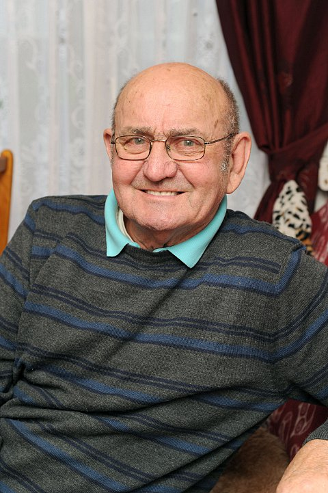 Swanscombe pensioner: North Kent hit by Blitz just like London