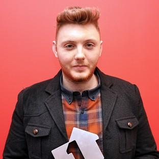 News Shopper: James Arthur's track Impossible was more than 3,000 copies ahead of the Justice Collective (OfficialCharts Company/PA)