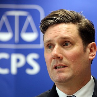 Keir Starmer QC has set out new interim CPS guidelines designed to raise the threshold against which people should be prosecuted