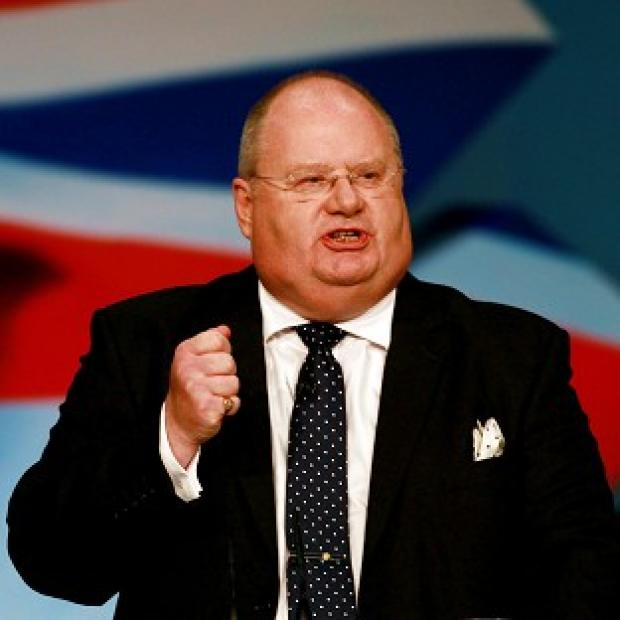 News Shopper: Local Government Secretary Eric Pickles said a new spending settlement represented a 'bargain' for councils