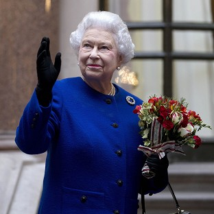 Viewers will be able to see the Queen's Christmas message in 3D and HD this year