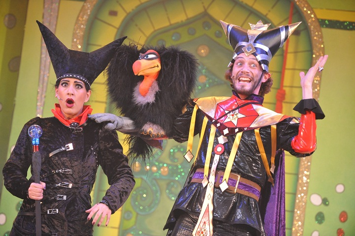Review: Robin Hood - A Pantomime Adventure at Greenwich Theatre