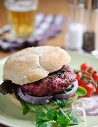 Would you try a burger if you knew it contained the meat of a more exotic animal?