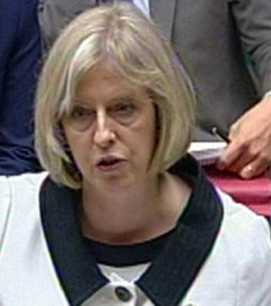 Home Secretary's undercover police fears after 'shocking' Stephen Lawrence report