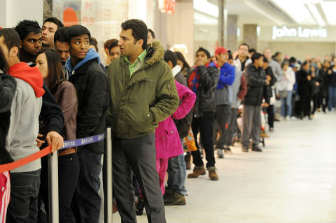 What are the rights and wrongs of queuing, do you think?