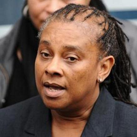 Doreen Lawrence says she receives
