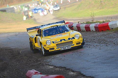 The MGJ Engineering Brands Hatch Winter Stages Rally will feature a varied entry list, including the Darrian T9 which won the 2011 event