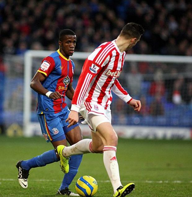 Wilfried Zaha. PICTURE BY EDMUND BOYDEN.