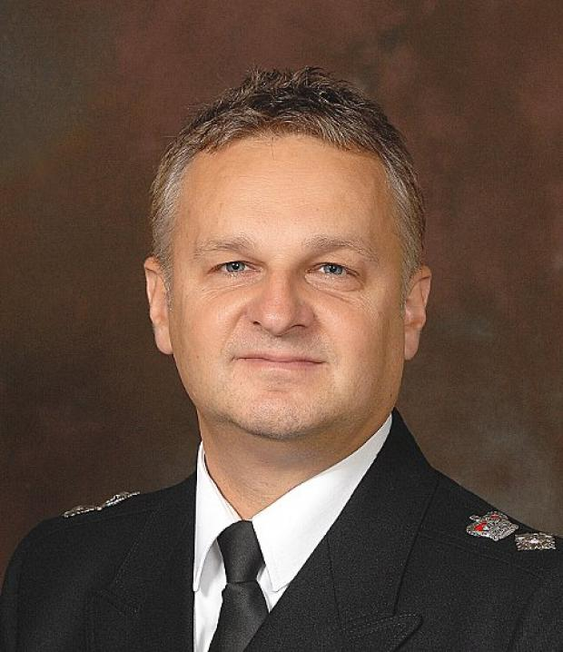 "Lewisham Borough Commander Chief Superintendent Russell Nyman praised the officers' ""prompt actions"""