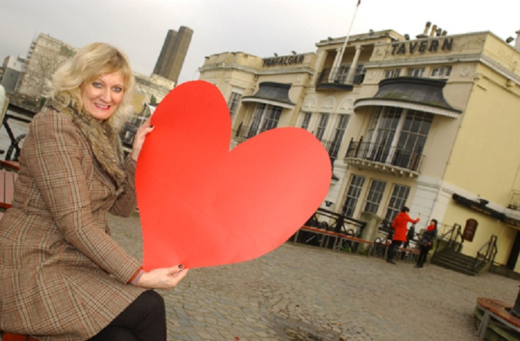 Take a new approach to finding love in Greenwich this year