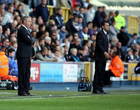 Kenny Jackett's success at The Den is no fluke. PICTURE BY EDMUND BOYDEN.