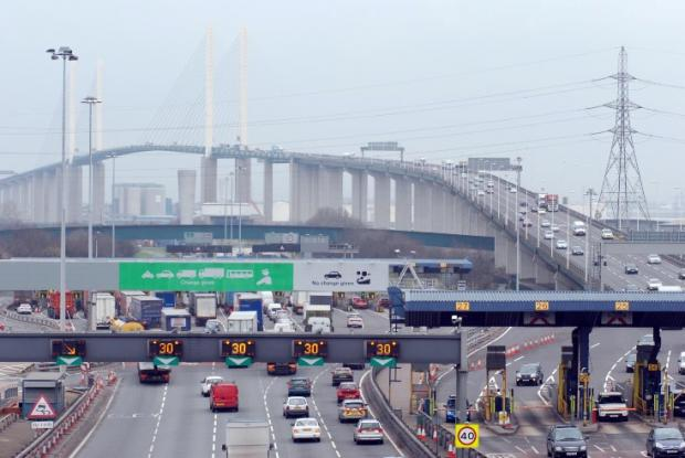 News Shopper: Dartford Crossing