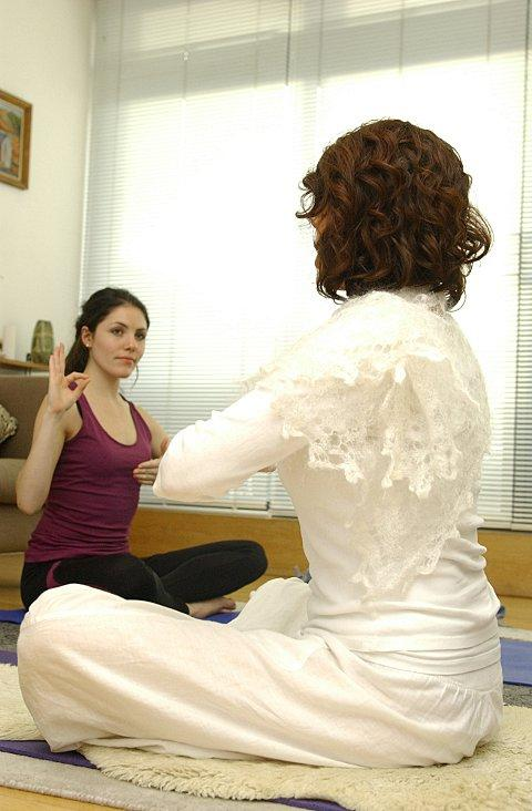 News Shopper: Forest Hill Kundalini Yoga class exercises mind, body and spirit