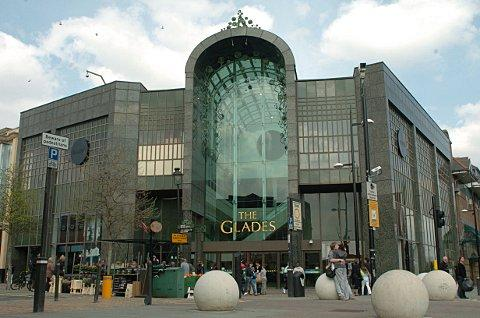 The name of The Glades Shopping Centre is being changed to intu Bromley