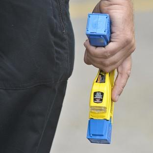 Martin Baskeyfield was subdued by police using a Taser stun-gun last September