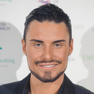Former X Factor contestant Rylan Clark has been allowed out of the CBB house to rehearse
