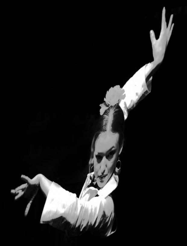 Flamenco Express takes place in New Cross