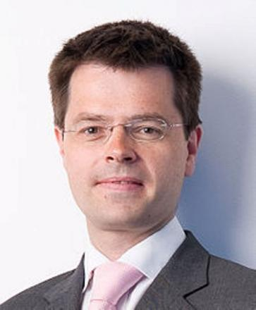 Old Bexley and Sidcup MP James Brokenshire.