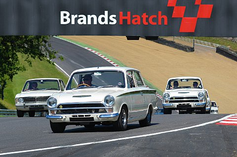 Lotus Cortina owners and racers are invited to join in the golden anniversary celebrations at the Brands Hatch Lotus Festival this August