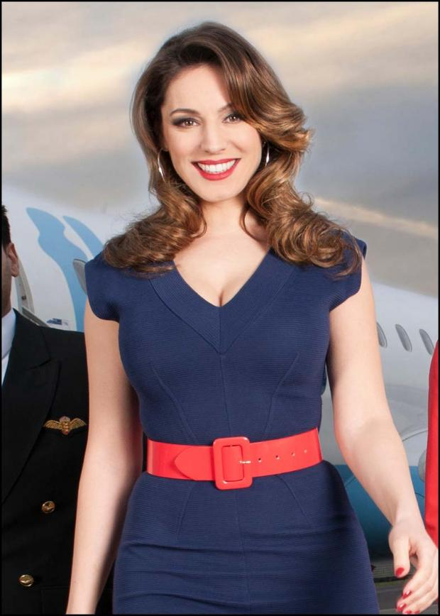 News Shopper: Kelly Brook is the celebrity who most closely resembles London men's perfect girlfriend